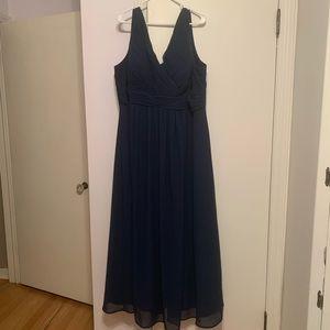 Christina Wu BM40 Bridesmaid Dress Plus Size 28